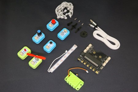 DF Robot kit contents